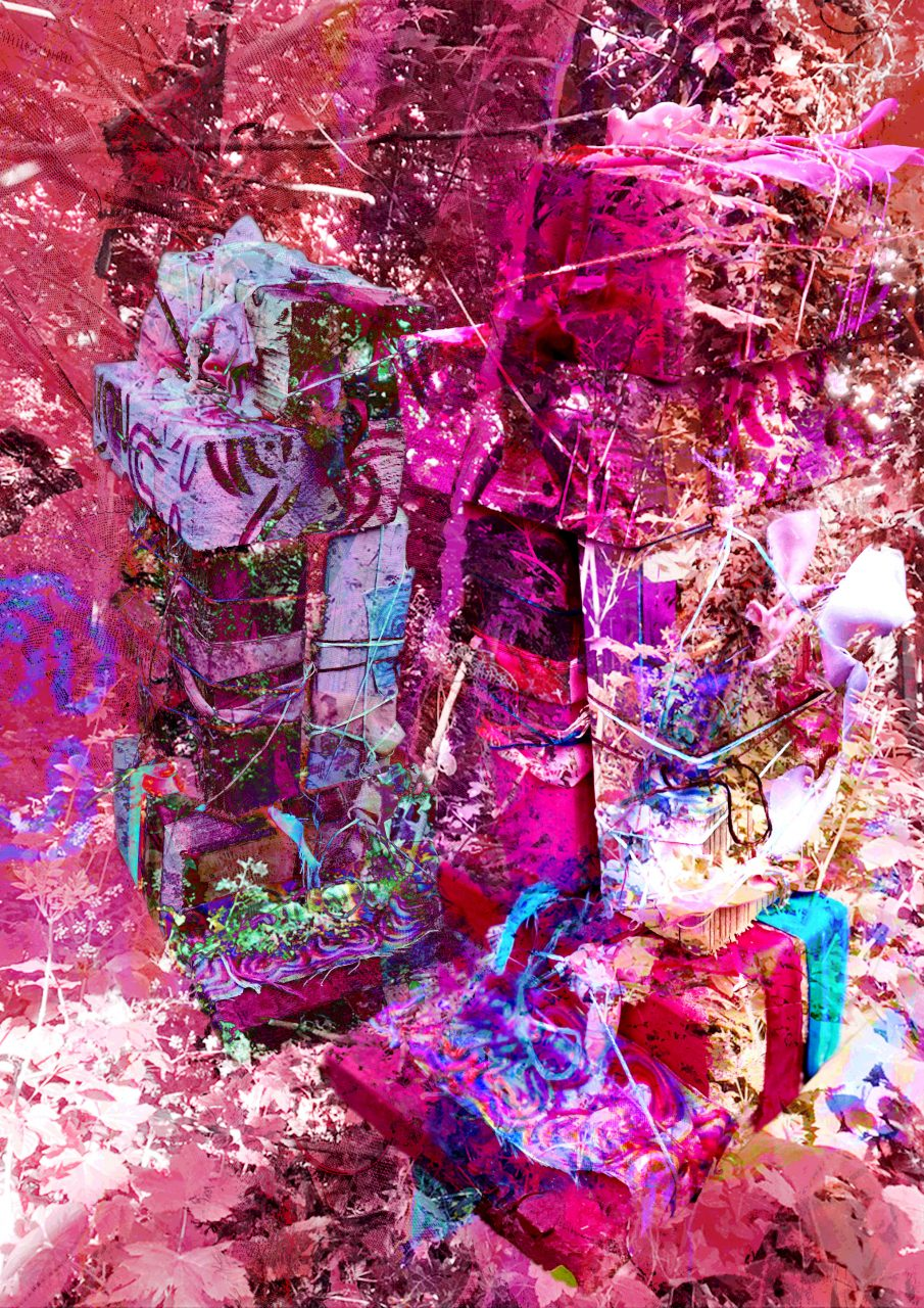 'Balance Will Be Restored' March 2021. Digital image.