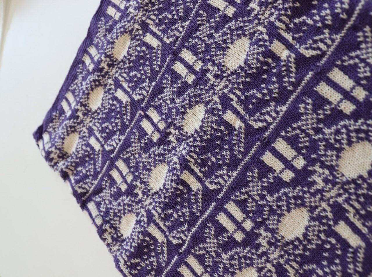 Fairisle knit